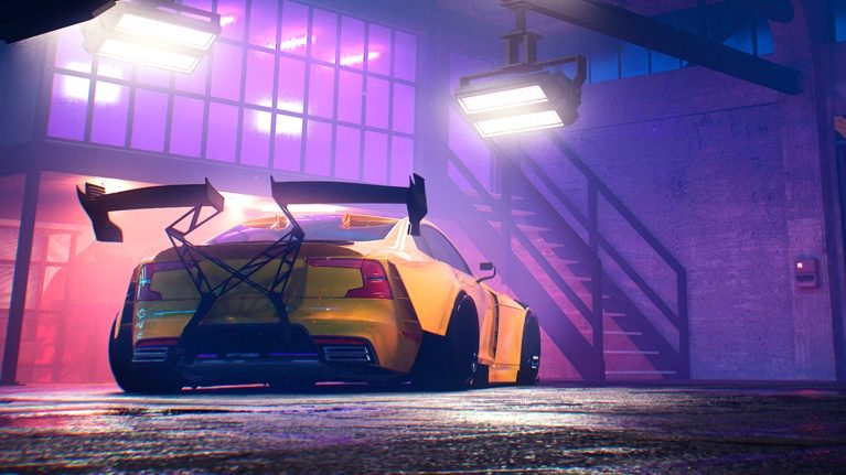 Need For Speed Heat Download PC Game Free Full Version