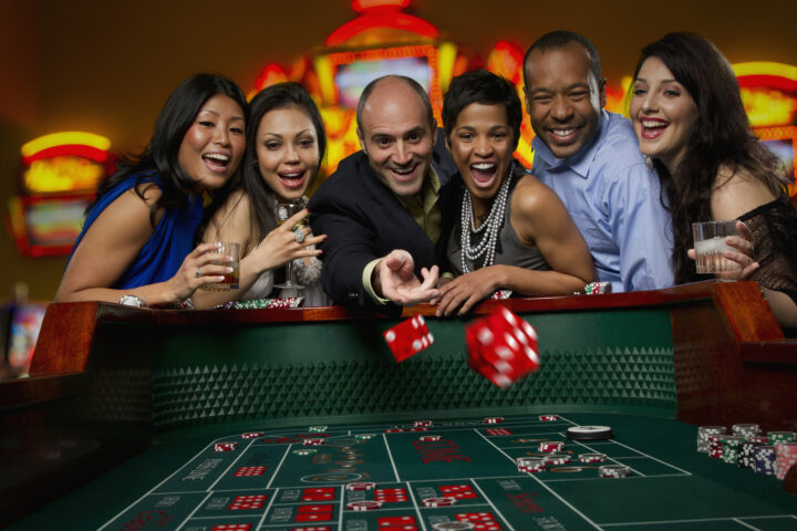Online Poker-Technology Inside Betting