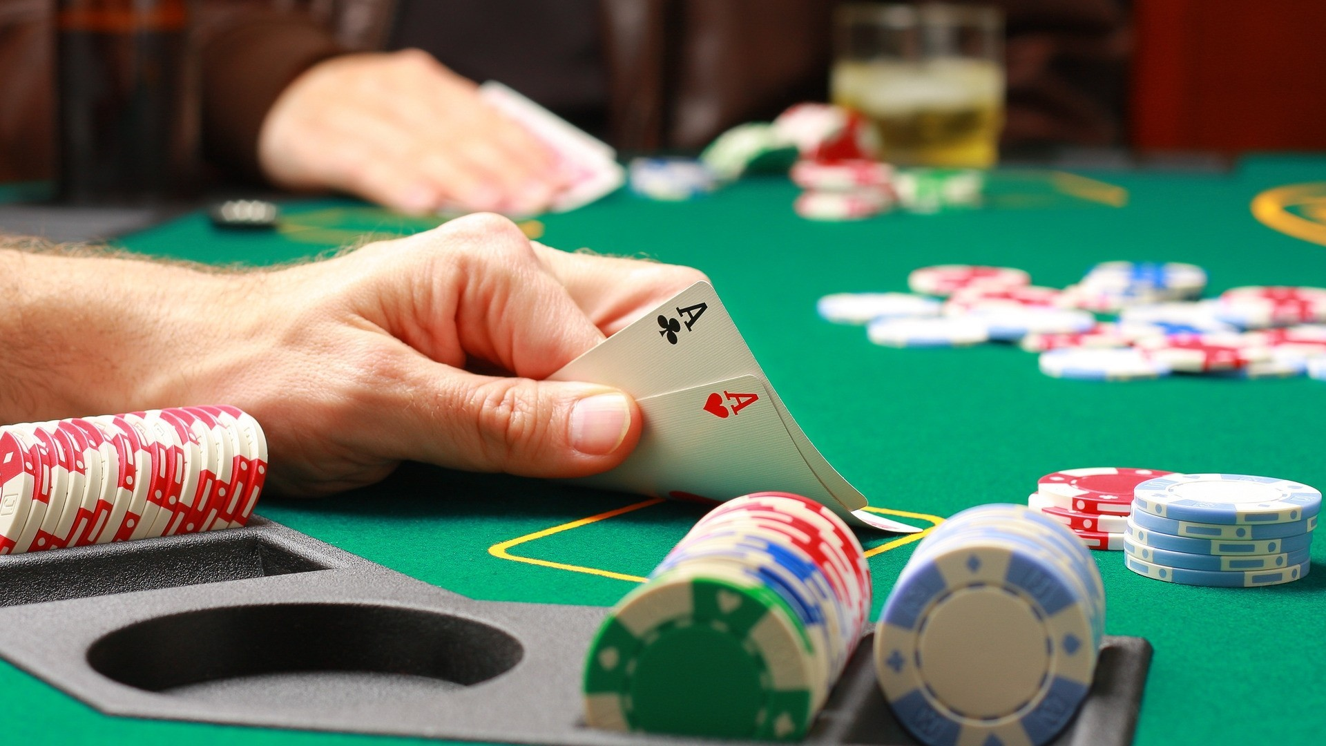 What Can The Songs Market Show You Concerning Gambling