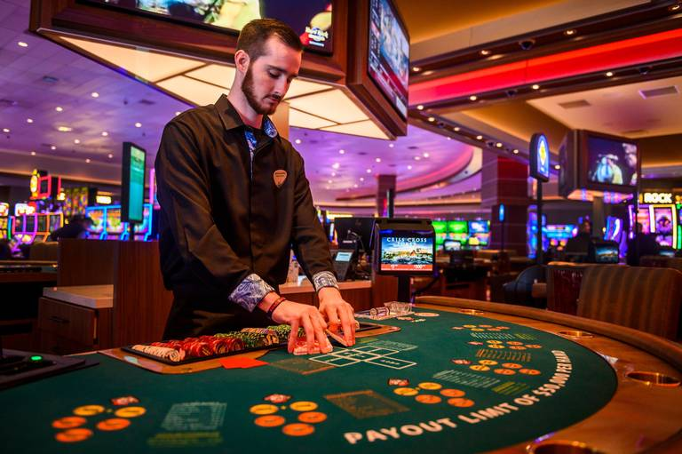 Reap the benefits of Casino