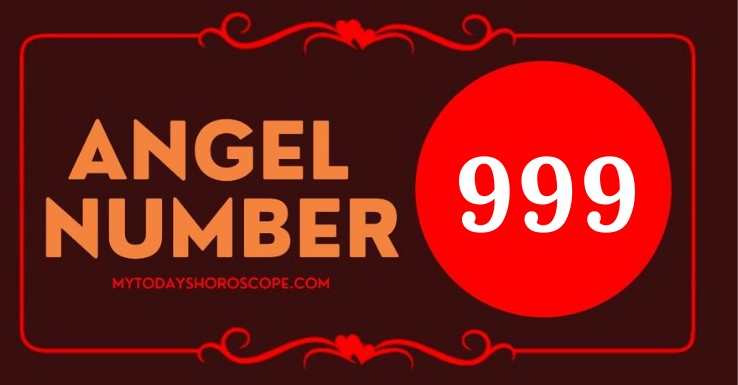 "The meaning and view of the angel number number ""999"""