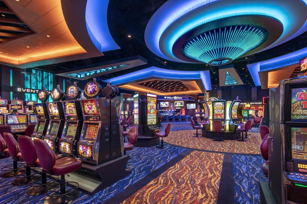 Very Important Items Of Online Casino