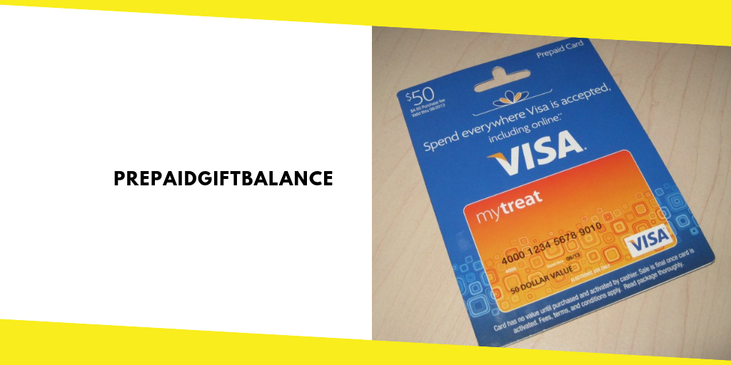 You Will Be Able To Discover By Bing Around Prepaid Present Balance