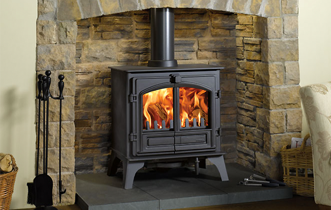 Amateurs Wood Burning Stove But Overlook A Couple Of Simple Issues