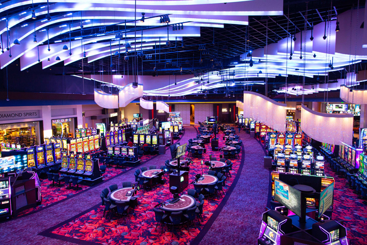 Nine Ways To Grasp Casino Without Breaking A Sweat